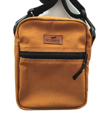 Shoulder Bag Caramelo Mini Bolsa Transversal